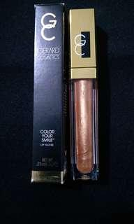 Gerald Cosmetics Colour Your Smile Lip Gloss in Crystal