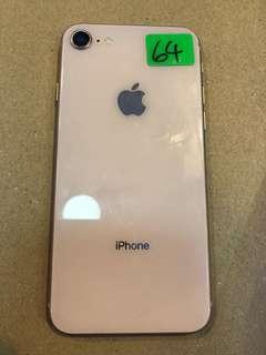 Apple iPhone 8 64GB Gold Full Set (MY set)