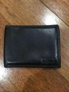 Fossil chocolate brown wallet