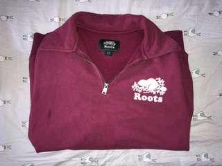 Roots quarterzip