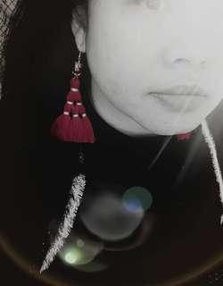 Tassel Earrings #MFEB20