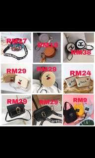 All types of handbag1