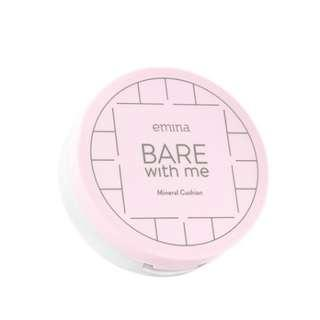 [FRE ONG] - Emina Bare with Me Mineral Cushion