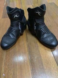 Big bike Street boots Ajays size 11 US