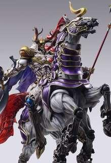 PLAY ARTS Squre Enix Products 最終幻想 太空戰士 FINAL FANTASY CREATURES BRING ARTS ODIN