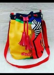 Premium Bucket Bags - Printed