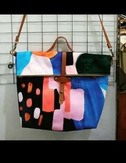 Premium Postman Bags - Printed