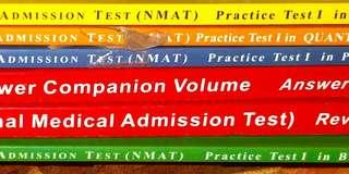 MSA NMAT REVIEWER Books