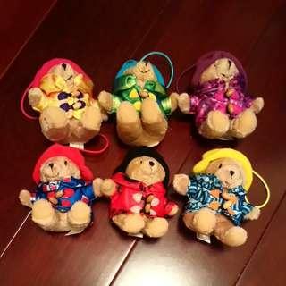🚚 柏靈頓熊 玩偶