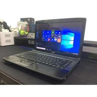 """Acer 14"""" Gaming/Work/Entertainment Laptop + MS Office + NEW BATTERY !"""