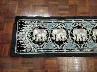 Wall Hanging Elephant Motif