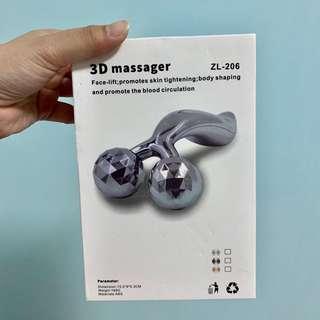 🚚 3D massager