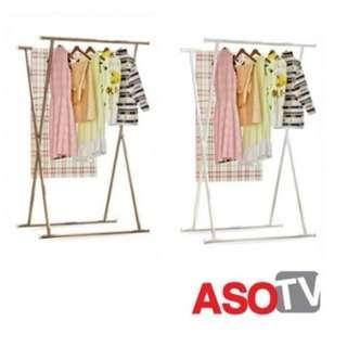 INC POST 💛 ASOTV X Shape Clothes Drying Rack