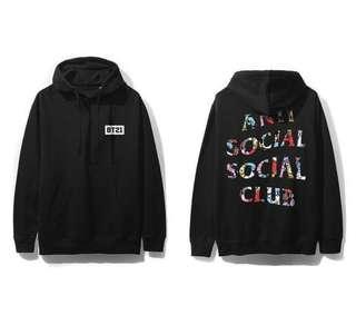 Bt21 Assc Collab hoodie