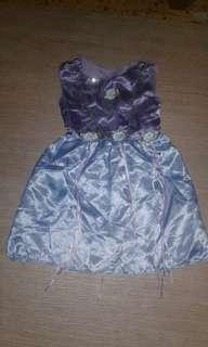 Girl costume 3-4 yrs old