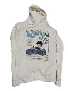 loving at hoodie