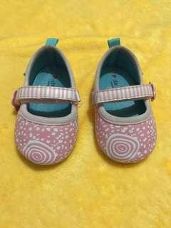 Pitter Pat Pink Doll shoes