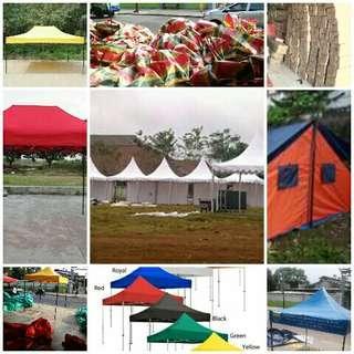 Pusat terpal& tenda tenda