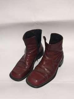 """Lino Leonelli Leather Shoes """" Made in Italy """"@EU42"""