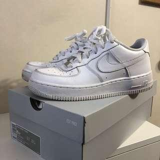 white air force 1s