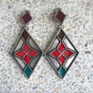 Clip-on earrings from italian brand Scooter