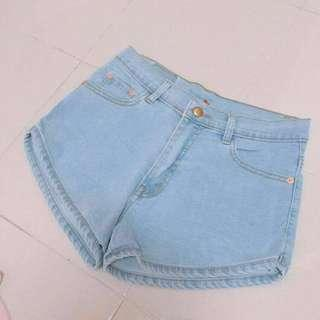 GBJ Denim Shorts