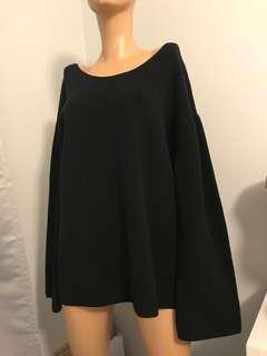 BNWT - The Row - Silk Blend Oversized Sweater