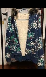 🚚 Roxy鋪棉民俗風情外套