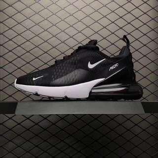 Nike Max 270 透氣網面氣墊跑步鞋  AH8050-002 男鞋