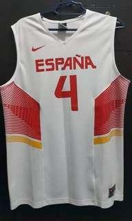 Authentic Nike Pau Gasol España Jersey