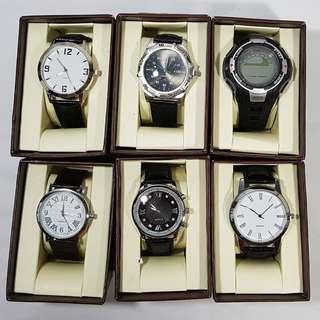YOUR CHOICE: Brand new wrist watches