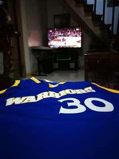 Authentic Adidas Steph Curry GSW Jersey