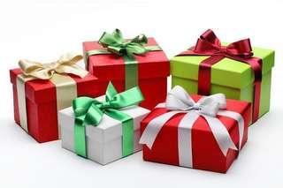 🚚 禮物專區~消費滿300元可選擇一個禮物