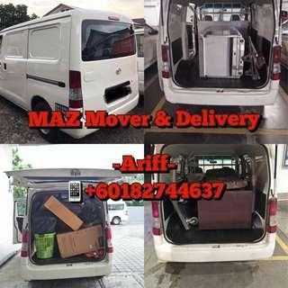 Van Angkut Barang/ Pindah Rumah/ Servis Penghantaran