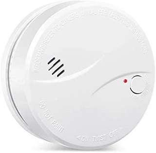 A192 - HEIMAN Smoke Alarm with 10-Year Battery Life, VdS, EN14604 and CE Certified Smoke Detector with Intelligent Fire Alarm, Photoelectric Sensor-625PHS