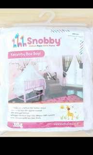 kelambu box bayi
