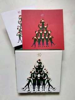 ALBUM ONLY EXO MIRACLES IN DECEMBER
