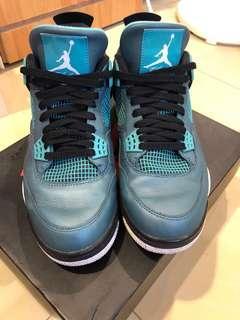 🚚 Air Jordan 4 retro 30th TEAL