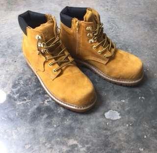 🚚 Bullfight work boots
