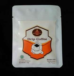 Kopi Drip Robusta Java Preanger