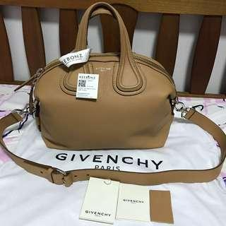 Givenchy Nightingale Small in Nude Brand New