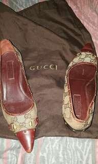 Authentic Gucci Ladies Shoes