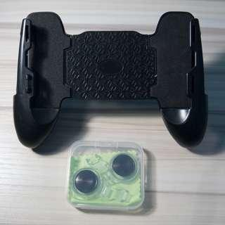 Mobile Gamepad For 4.5-6.5 Inch Cellphone With Stand