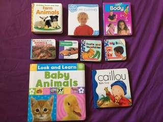 Elmo books and other kids books