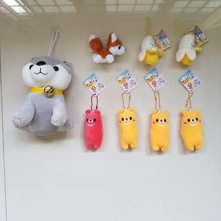 Stuff Toy and Bag Chain Toys