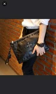 韓版單肩旅行男士女士學生休閒手提包 (街頭客推廣系列) (bag)