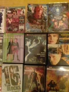 DVDs looking for new master  :)