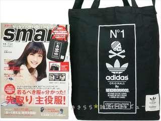 Adidas Original x Neighborhood 兩用 手挽袋 斜孭袋 ~ 日本雜誌附錄袋