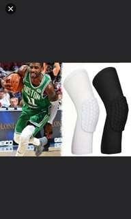 (2pairs/2對) 長短款蜂窩護膝護小腿籃球足球 (exerone) (護理系列) (默認長款) (Knee Support)