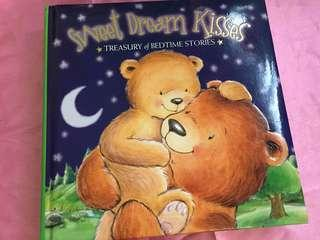 Sweet Dream Kisses treasury of bedtime stories